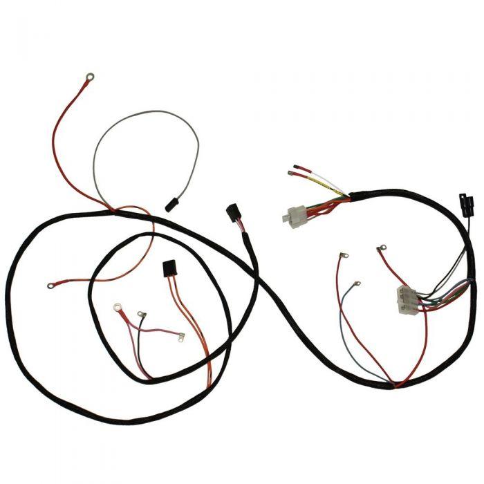 384456r91 Wiring Harness Rear Main